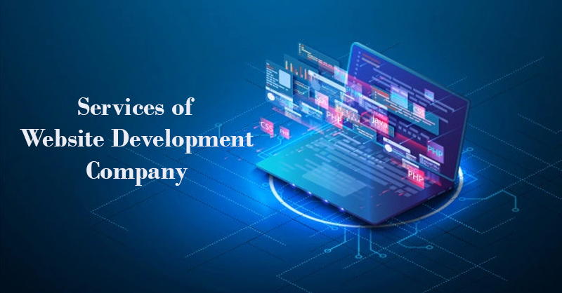 services-of-website-development-company-in-india